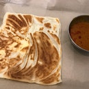 Roti Prata ( With Egg)