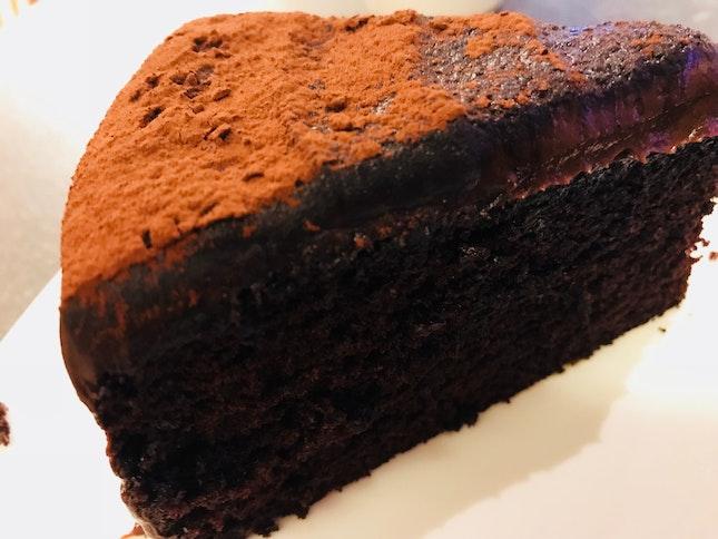 EVoO Chocolate Cake