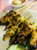 Old Punggol Satay (Alexandra Village Food Centre)