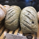 Sesame Black Bean Bread