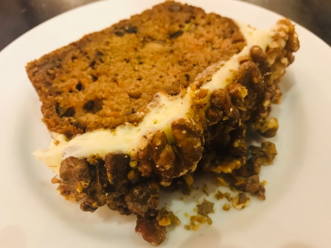 Carrot Cake Fanatics Only