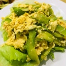 Bittergourd With Scrambled Egg