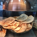 Baked Flat Breads