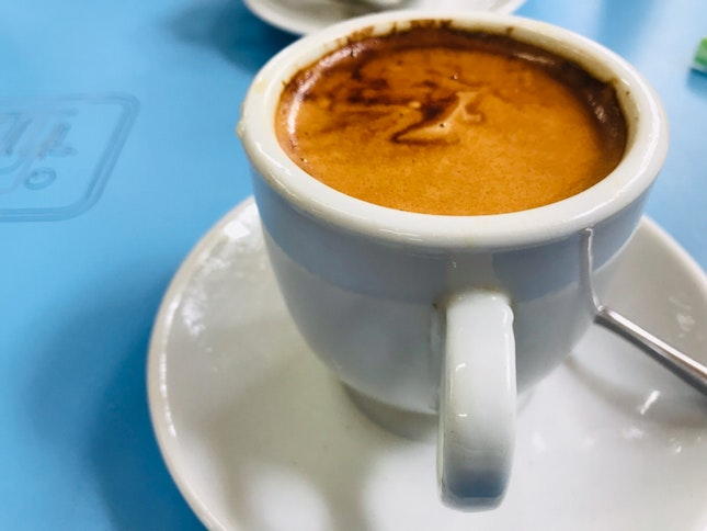 Kopi Or Latte - Your Choice