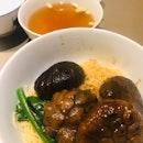 Mushroom Noodles ( Mui Kee Congee )