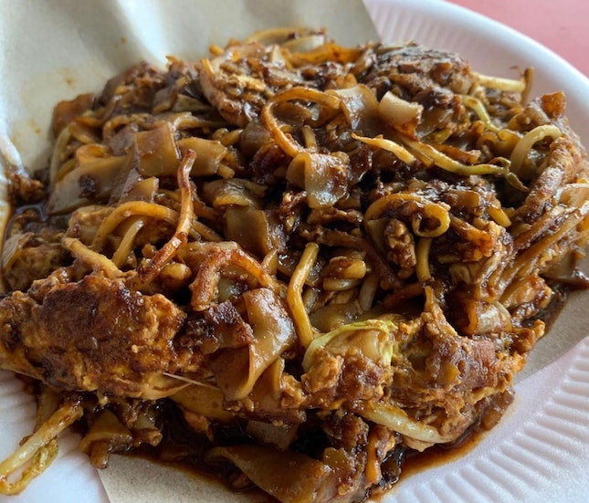 Best Halal Char Kway Teow!
