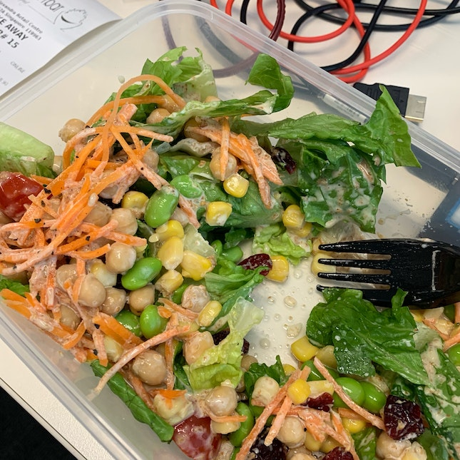 Go To Salad Place