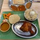 Briyani + Prata