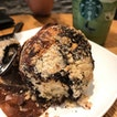 Chocolate with Cookie Crumble Muffin