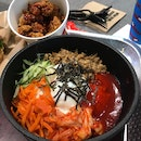 Chicken Bibimbap • K-pop Chicken