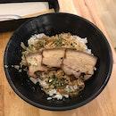 Pork Belly Egg Rice 扣肉蛋盖饭