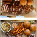BBQ Tray For Sharing
