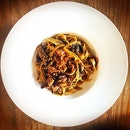 Bacon + Mushroom Aglio Olio ...