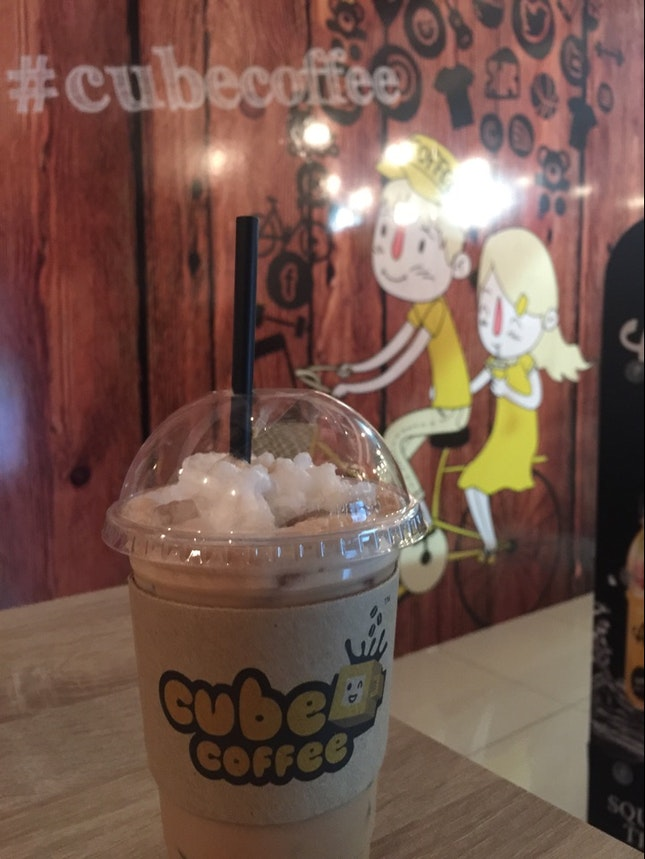 Cube Coffee