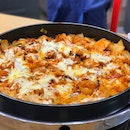 Cheesy dak galbi