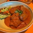 Beef Rendang ($24)