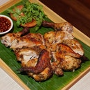 Signature Thai Grilled Chicken ($23)