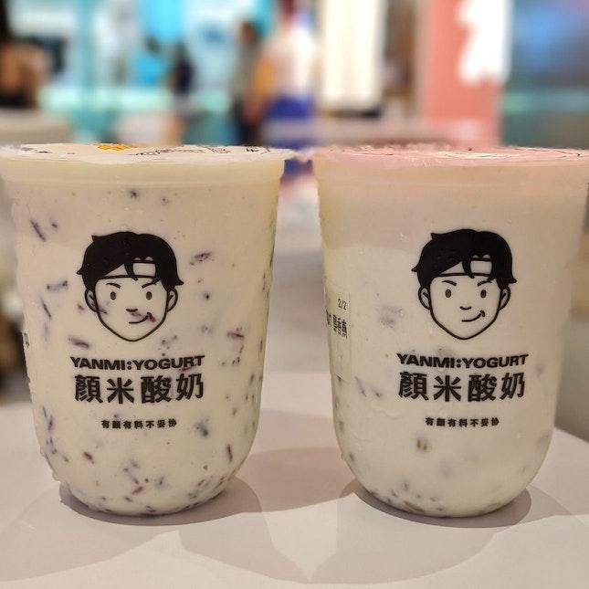 Yogurt With Chewy Oats