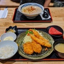 Ebi And Pork Katsu ($19.90)