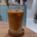 Iced Latte With Oat Milk
