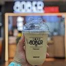 Roasted Oolong Latte