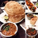 The chole (chickpeas) bhatura is my must order whenever I am here.