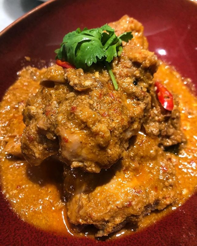 When you want something to spice up your afternoon, the ayam masak cili padi is a sure winner.