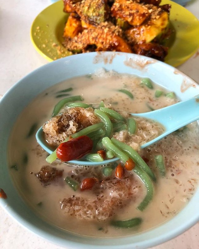Chendol, a must have when in Penang.