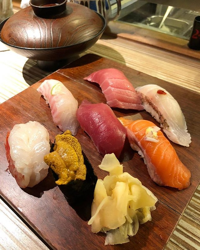 Sushi for the NTD780 menu.