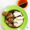 Some good ol' yong tau foo for brekkie today.