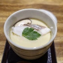 Almost ethereal, the chawan mushi here is always good, this time with some Tai.