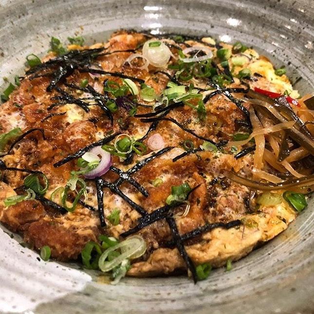 Chicken katsu don!