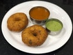 Starting our day with some Vada.