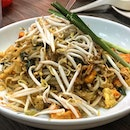 It's really hard to find a good Pad Thai outside of Thailand.