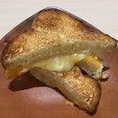 3X Grilled Cheese Sandwich  $6.90