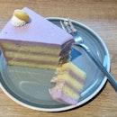 Yam Orh Nee Cake  $7.50