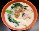 魚雞米粉湯  $8.50