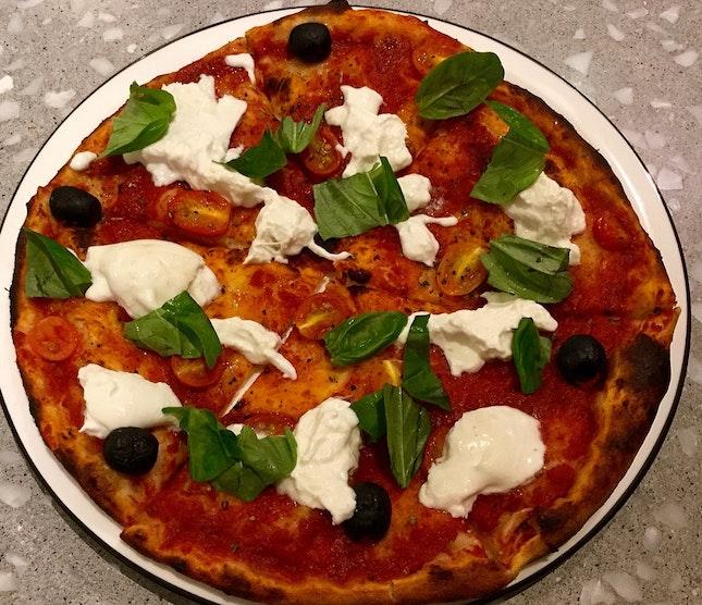 Pizza Lava  $22