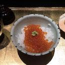 Ikura Claypot Rice