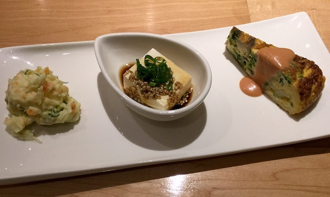 Trio Appetizer