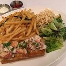 Luke's Lobster Roll $48