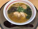 壱鵠堂醬油ラーメン  $9.90