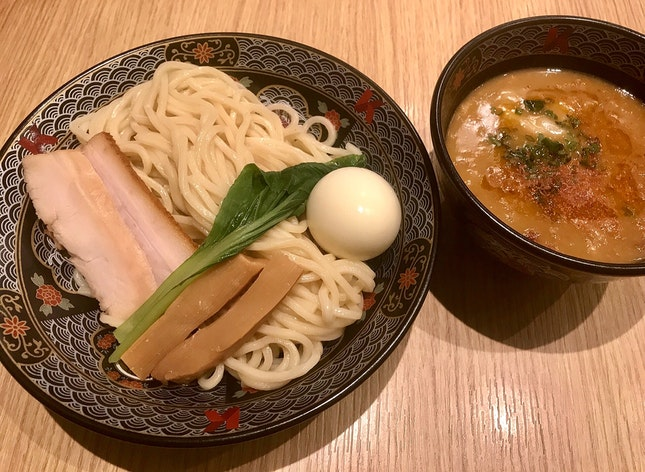 Lobster Rich Tsukemen  $14.90