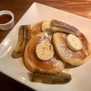 Buttermilk Pancakes  $18