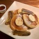 Buttermilk Pancakes  $18