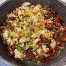 椒香脆魚鍋  $38.80