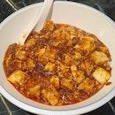 陳麻婆豆腐燴飯  $10.50