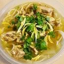 雞湯米線  $9.90