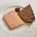 Terrine de Foie Gras du Périgord et Pain de Campagne  $28