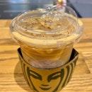 Iced Smoked Butterscotch Latte  $7.60